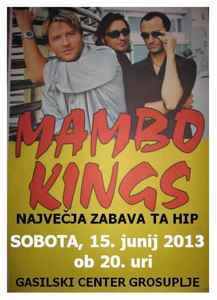 Mambo Kings - Grosuplje, 15.6.2013